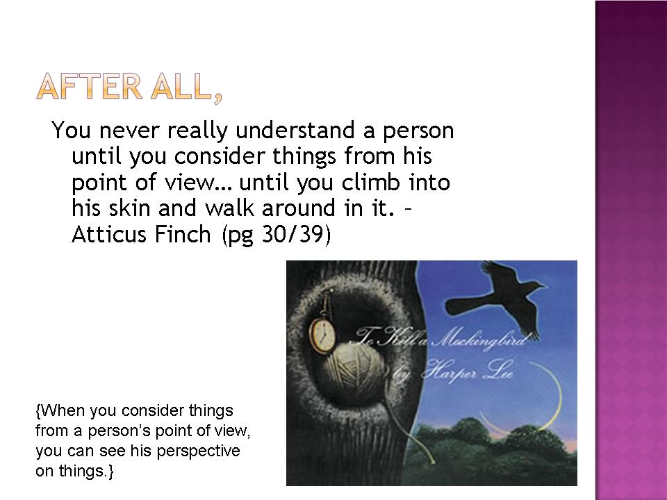 Quotes for a To Kill a Mockingbird essay?
