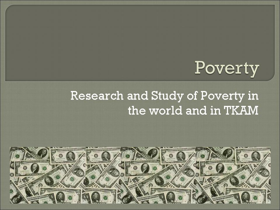poverty is our obligation essay Learn the basics with our essay  understanding of what poverty is in this essay we need to  international baccalaureate theory of knowledge.