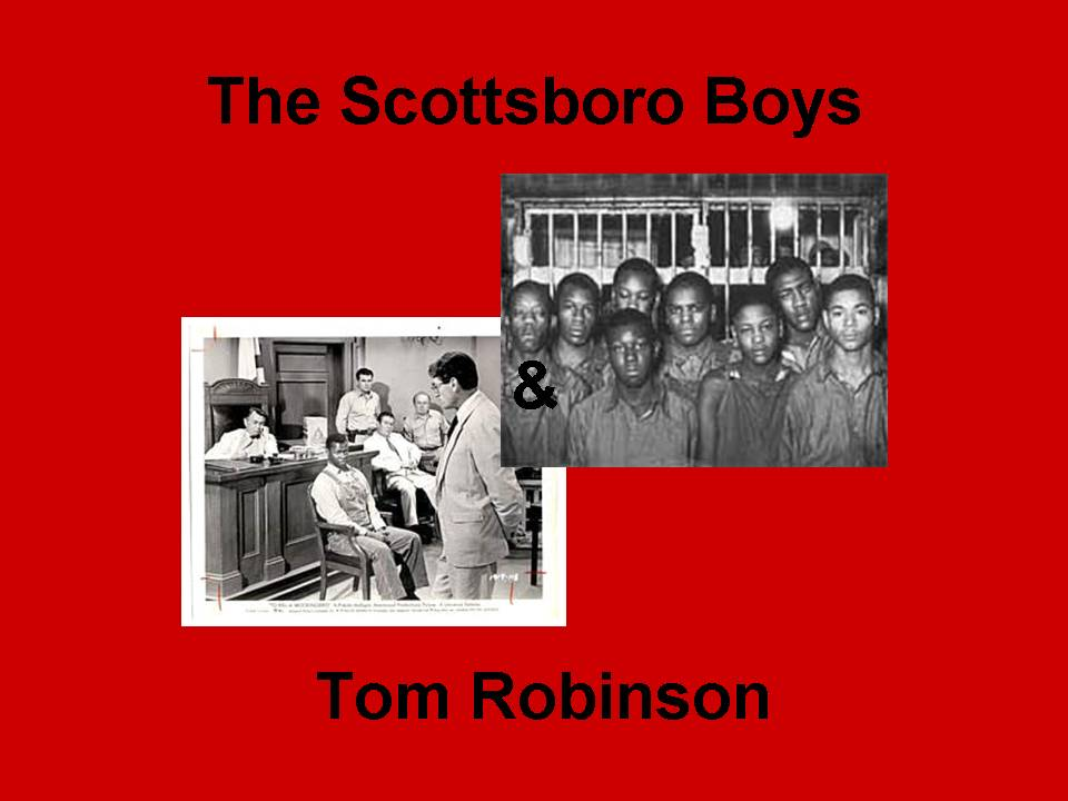 the tragedy of the scottsboro boys essay The scottsboro trials was a sad tragedy that took place in alabama during the 1930s we will write a custom essay sample on parallels between scottsboro and maycomb.