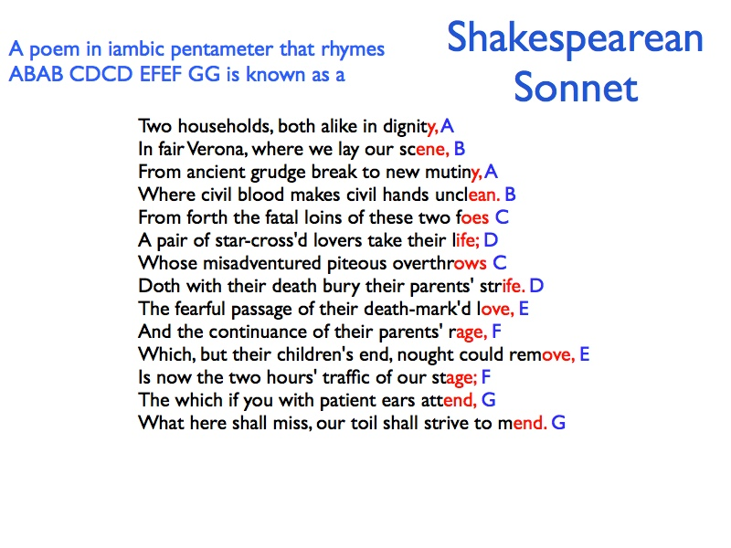 Romeo and Juliet | Mr. Turner's English